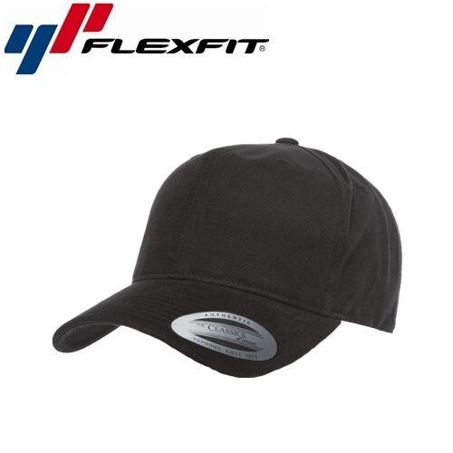 Flexfit Snapback Baseball Cap UNI//Taglia Unica Nero