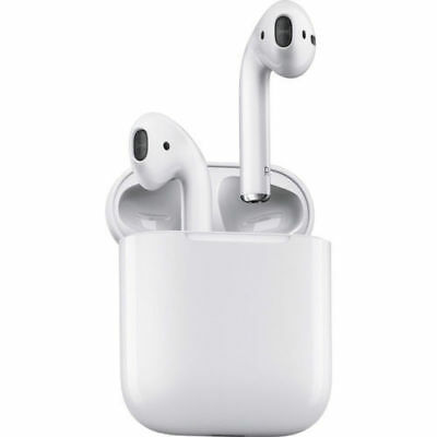 NEW SEALED Apple Airpods Wireless Bluetooth Headset  iPhones w/ iOS 10 or later