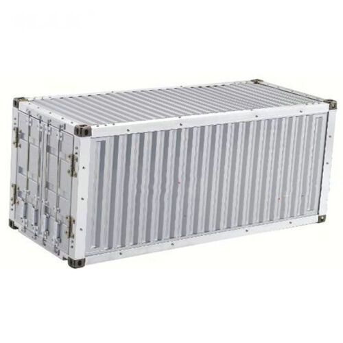1//14 20FT Aluminium Frame Container Kit For RC Tamiya Scania R620 Actros Trailer