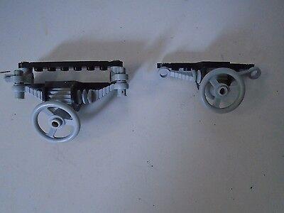 toy car steering mechanism