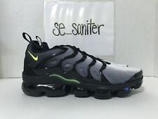 detailed look a7573 419ab item 3 Men's Nike Air Vapormax Plus Black Volt White 924453 009 Size 9.5  -Men's Nike Air Vapormax Plus Black Volt White 924453 009 Size 9.5