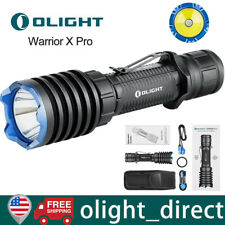 Details about  /Olight Warrior X Pro OD Green 2020 Limited Edition DHL Express Shipping!