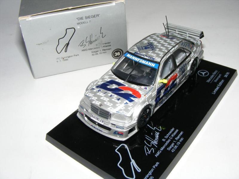 1 43 Minichamps AMG Mercedes C ITC 95  Die Sieger   7