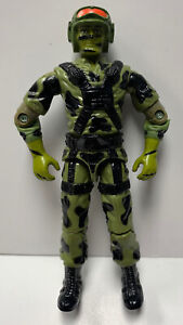 Vintage-GI-Joe-Hit-amp-Run-Action-Figure-V1-from-1988-ARAH-3-75-Cobra-Loose