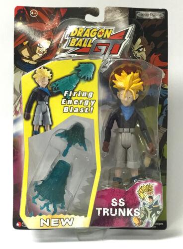 Dragon Ball GT-SS Trunks Figure avec Énergie Blast-Série 3