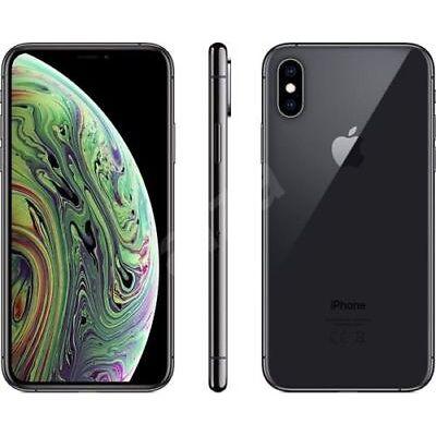 APPLE IPHONE XS 64 Go GRIS SIDERAL Désimlocké 4G ECRAN 5.8 Pouces 12MPx 64Go