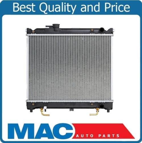 New Direct Fit Radiator 100/% Leak Tested For Suzuki 96-98 X90 1.6 L4 4CYL