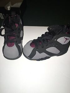lowest price 9db2d 23509 Details about toddler jordan bordeaux 7