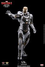 King Arts Diecast Marvel Iron Man 3 Mark XXXIX MK 39 Starboost 1/9 Scale Figure