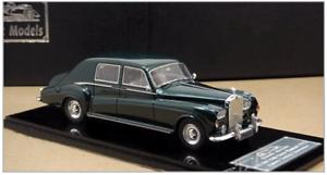 143 Rolls Royce Phantom V 1967 James Young Chassis Pv23 Green