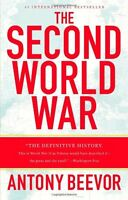 The Second World War By Antony Beevor, (paperback), Back Bay Books , New, Free S on sale