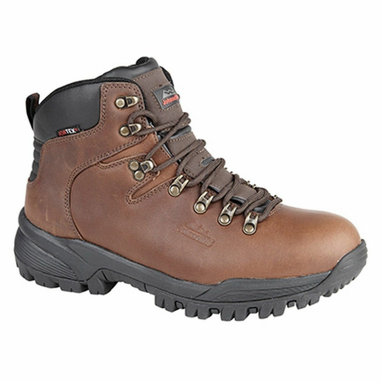 Johnscliffe  Herren Canyon Leder Hillwalking Hiking Schuhes Boy Hillwalking Leder Trail Trek Stiefel UK 6e218a