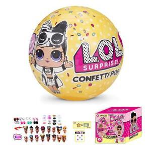L-O-L-Surprise-4-0-039-039-Balle-Confettis-Pop-3-Collectible-Puppe-LOL-Surprise-Ball
