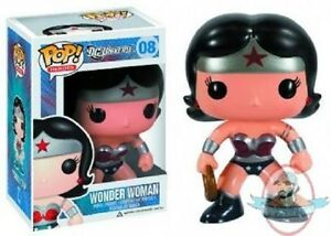Pop DC Comics Wonder Woman PX Exclusive Vinyl Figure New 52 Version Funko