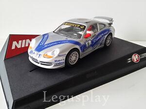 Scx-Scalextric-Slot-Ninco-50187-Porsche-911-GT3-034-Westminster-034-Supercup-N-1