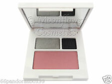 CLINIQUE Eye Shadow Duo & Blusher ☆ Smoke & Mirrors Silverlining & Cupid Blush ☆