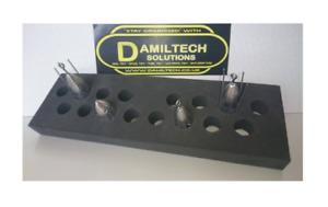 Damiltech Solutions Nouveau Plateau TOPPA pour utilisation avec Breakaway poids Kit d/'accessoires