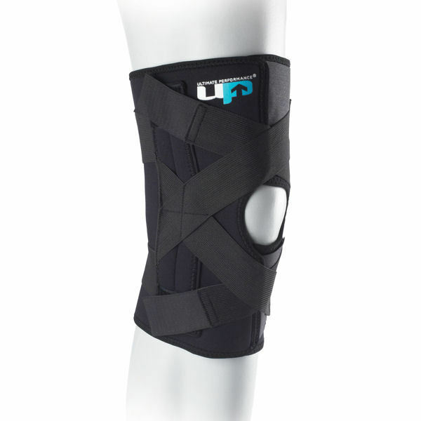 Ultimate Performance Wraparound Knee Brace Lightweight Breathable Sports Support