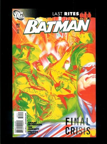 Unlimited Flat Rate Combined Shipping! DC, VF // NM Batman # 682