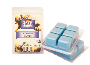 3-Pkgs-Coo-Candles-Soy-Wickless-Candle-Bar-Wax-Melts-Blueberry-Muffin
