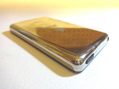 APPLE  iPOD  CLASSIC  7TH GEN BLACK  128GB  SSD  DRIVE...NEW BATTERY...