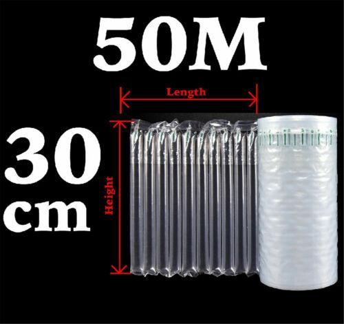 Details about  /Anti-drop Air Bag Column Plastic Bubble Buffer Wrap Bottle Packaging Protector