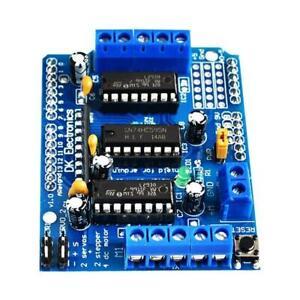 L293D Motor Drive Expansion Shield Board Control Module For Arduino Duemilanove