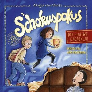JULIA-NACHTMANN-DER-GEHEIME-KAKAOKLAU-SCHOKUSPOKUS-1-HORBUCH-HAMBURG-CD-NEW
