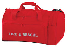 FIRE & RESCUE Red Bag   FREE GIFT - FREE Delivery