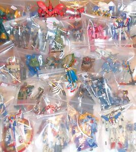 Combinaisons de combat mobiles Gundam G 0080 0083 Figurines complètes Multi-listing