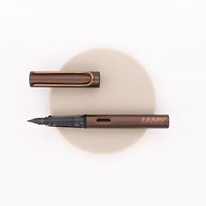 Lamy-LX-Pen-Fountain-Pen-Marron-Edition-Special-2019