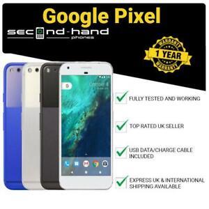 GOOGLE-PIXEL-32GB-128GB-UNLOCKED-4G-LTE-ANDROID-SMARTPHONE-12-MONTH-WARRANTY