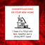 New-Home-Card-New-House-Card-Congratulations-Funny-Humorous thumbnail 3