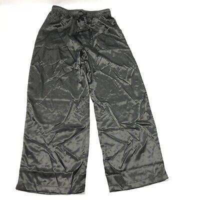 Long Pj Bottoms Alexander Del Rossa Mens Satin Pajama Pants