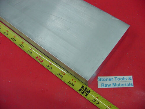 "1-1//4/"" x 5/"" ALUMINUM 6061 FLAT BAR 36/"" long Solid T6 1.250/"" Plate New Mill Stock"