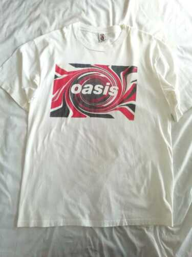 1994 Original OASIS 1st Promo T-shirt Early Oasis