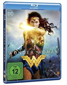 Wonder-Woman-Blu-ray-NEU-OVP-Regisseurin-Patty-Jenkins-mit-Gal-Gadot-in-der-Ti