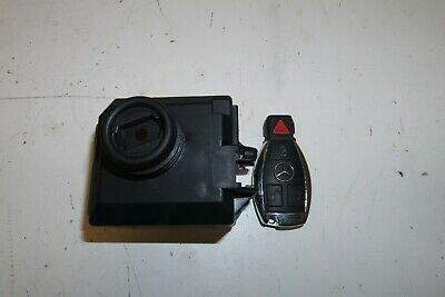 ENGINE IGNITION STARTER SWITCH  WITH KEY MERCEDES BENZ A2129056601 XS00456 D