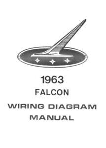 FORD 1963 Falcon Wiring Diagram Manual 63 | eBay  Falcon Wiring Diagram on 63 falcon exhaust, 63 falcon suspension, 63 falcon wiper motor, 63 falcon clock, 63 falcon ford, 63 falcon air conditioning, 63 falcon radiator, 63 falcon wheels, 63 falcon frame, 63 falcon parts, 63 falcon ignition,