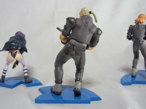GHOST IN THE SHELL Special Prize Figures Motoko Kusanagi/&Batou/&Togusa Completed