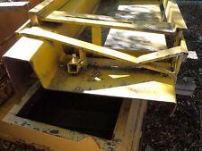 Easi Pour Concrete Curb Amp Gutter Machine 30 Vertical Curb Gutter Slipform Mold