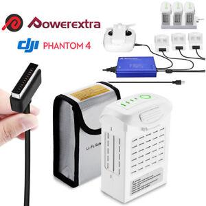 15-2V-5350mAh-Intelligent-LiPo-Battery-amp-Charger-For-DJI-Phantom-4-Pro-Advanced