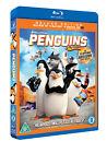 Penguins of Madagascar 3d Digital UV HD Blu-ray Rated U