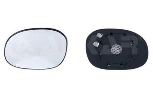 retrovisor exterior para CITROEN C3 C2 6432851 ALKAR Cristal de espejo