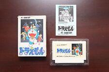 Famicom FC Doraemon boxed Japan Import game US Seller