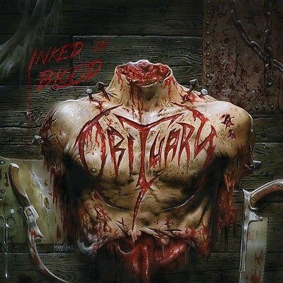 Inked In Blood - Obituary (2014, CD NUEVO)