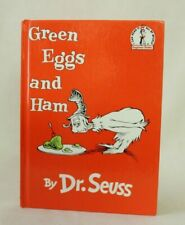 Beginner Books(R): Green Eggs and Ham by Dr. Seuss (1960, Hardcover, Large Type)