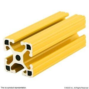 "80//20 Inc 15 Series 1.5"" x 1.5/"" Aluminum Extrusion Part #1515-Lite x 18/"" Long N"