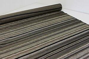 Das Bild Wird Geladen 4 9 Meter Polsterstoff Moebelstoff Stoff Braun Grau