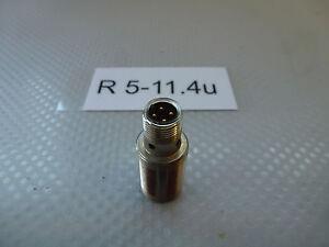 Balluff BES02Y1 BES M18EF1-PSC20F-S04G-S Inductive Sensor M18 20mm 000357